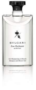Bvlgari Eau Parfumee au the noir Shampoo& Shower Gel/6.8 oz.