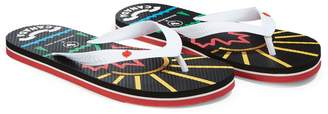 Canadian Paralympic Team Collection Mens Flip Flops