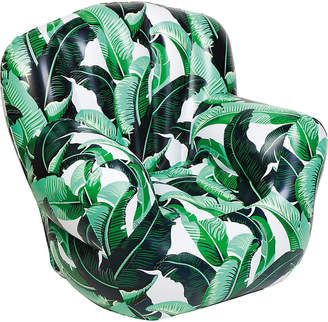 Sunnylife Banana Palm inflatable chair $49.50 thestylecure.com