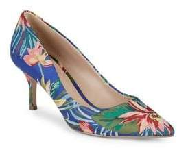 Charles by Charles David Addie Floral Point-Toe Pumps