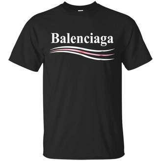 Balenciaga LumVeChai T-Shirt Gift for Hoodie;Navy;M)