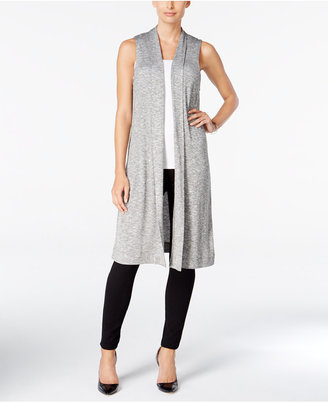 Alfani Long Sweater Vest, Only at Macy's $59.50 thestylecure.com