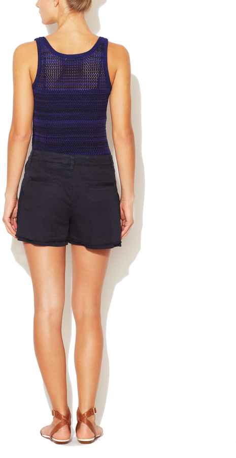 See by Chloe High Rise Short