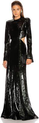 A.L.C. Gabriela Dress in Deep Green | FWRD