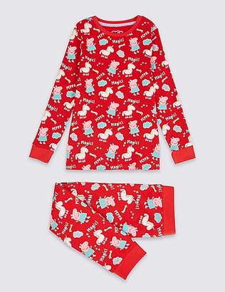 Marks and Spencer Peppa PigTM Pyjamas (1-7 Years)