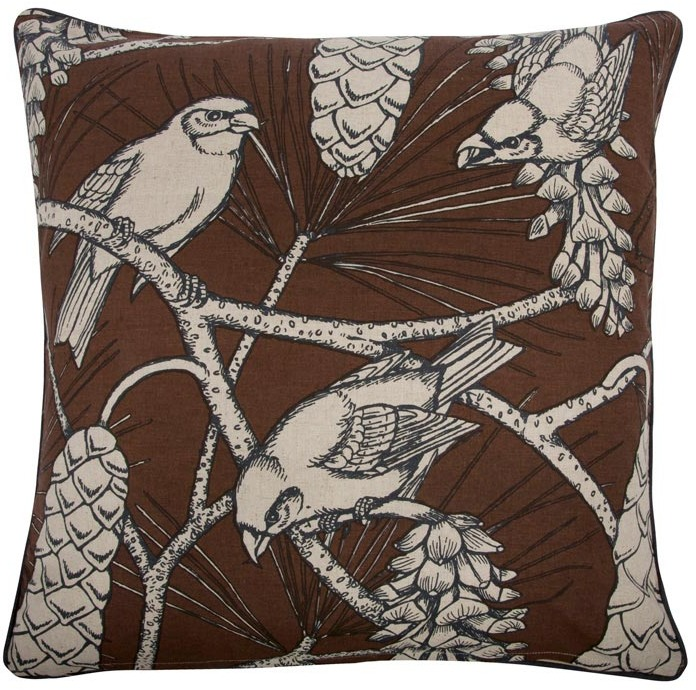 Thomas Paul Flax Pine 22 Pillow