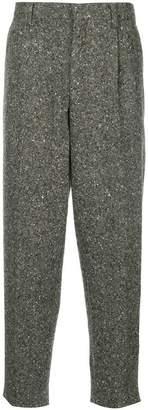 Kolor melange tapered trousers