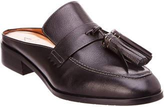 Aquatalia Stella Waterproof Leather Mule