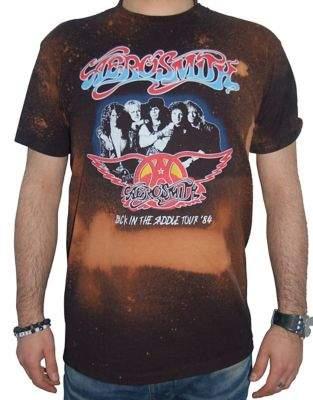 Jack Of All Trades Aerosmith Cotton Tee