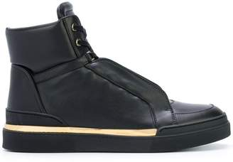 Balmain high top sneakers