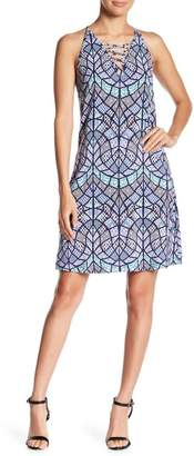 Tart Elizabella V-Neck Criss-Cross Dress