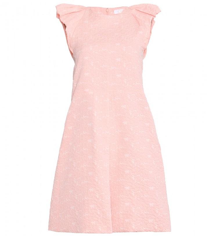 Chloé Jacquard dress