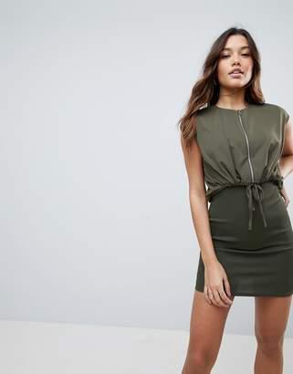Asos DESIGN Mini Bodycon Dress With Jacket