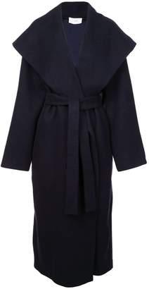 The Row cape-like trench coat