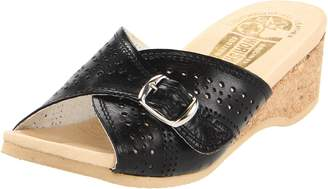 Worishofer Women's 251 Buckled Slide