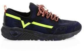 Diesel Tonal Camo Sneakers