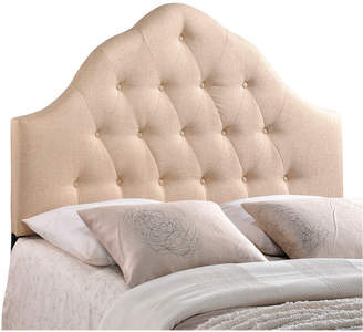 Modway Sovereign Twin Tufted Upholstered Fabric Headboard