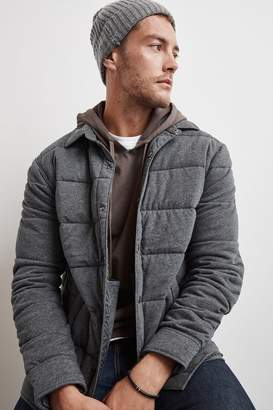 Velvet by Graham & Spencer KOLTON JERSEY PUFFER JACKET