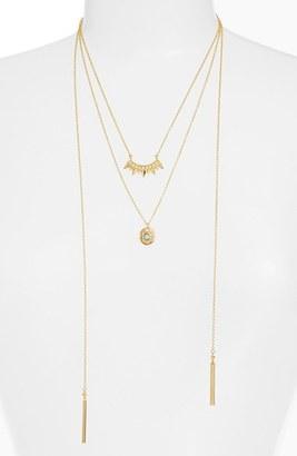 Women's Ettika Tier Tassel Necklace $58 thestylecure.com