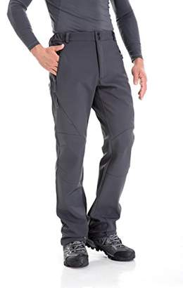 Co Trailside Supply Men's Water-Repellent Softshell Fleece-Lined Pant (-3XL)