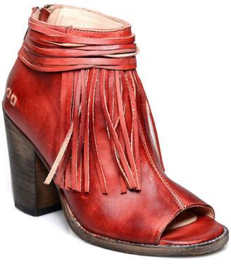 Bed Stu Bed|Stu Olivia Fringe Block Heel Sandal