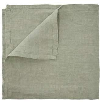 Once Milano - Linen Napkin Set - Light Green