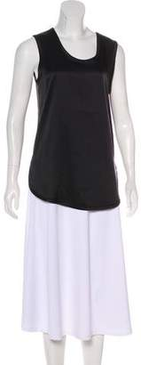 Marc Jacobs Silk Sleeveless Top