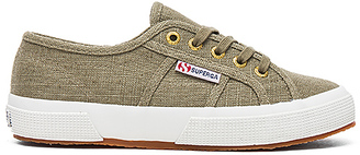 Superga 2750 Sneaker in Army $90 thestylecure.com