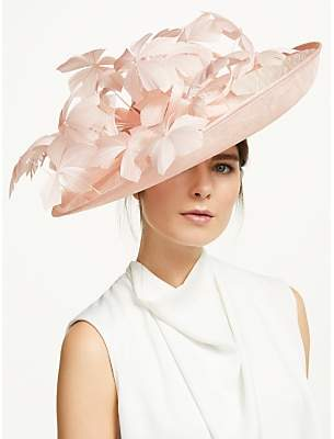 96f388e0d3f98 Peter Bettley Kate Floral Disc Occasion Hat