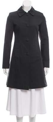 Miu Miu Knee-Length Button-Up Coat