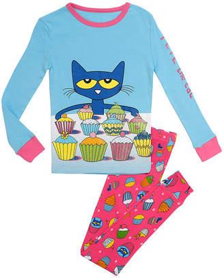 PETE THE CAT Pete The Cat 2pc.Pant Pajama Set - Toddler Girls