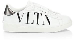 Valentino Men's VLTN Rock Stud Logo Sneakers