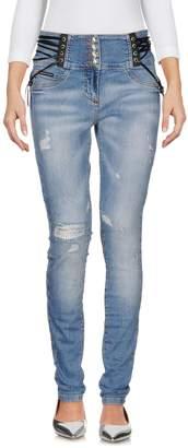 Philipp Plein Denim pants - Item 42661403