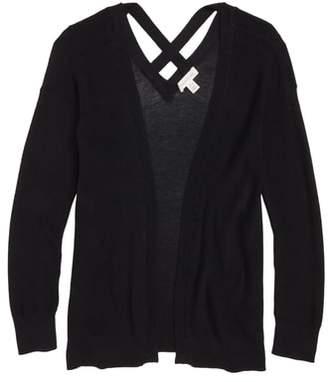 Treasure & Bond Cross Back Cardigan