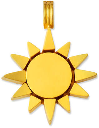 Dina Mackney Hinged Sun Pendant