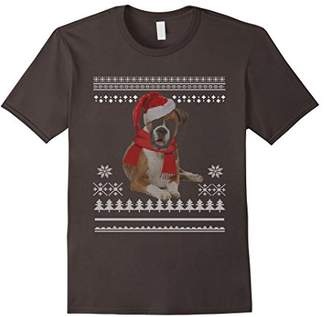 Ugly Christmas Sweater For Daughter. Shirt For Boxer Lover.