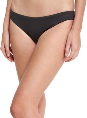 Seafolly Mini Hipster Swim Bikini Bottom, Gray