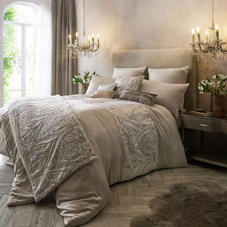Kylie Minogue At Home at Home - Savoy Duvet Cover - Blush - Double
