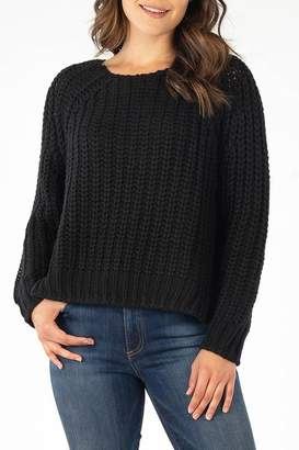 KUT from the Kloth Thick Knit Sweater