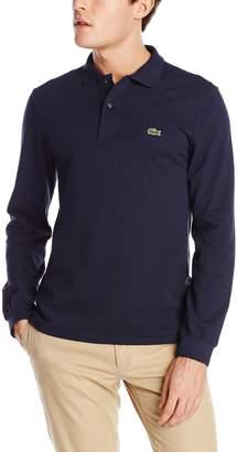 Lacoste Men's Long Sleeve Classic L.12.12 Original Piqué Polo Shirt