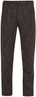 Etro Tailored wool trousers