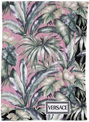 Versace JUNGLE COTTON BATH TOWEL