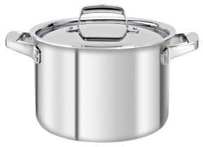Zwilling J.A. Henckels Truclad 8 quart 7.6 L Stock Pot with Lid