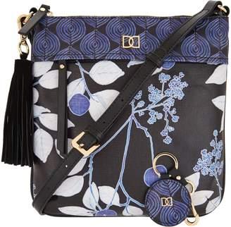 Dena North/South Crossbody Handbag with Key Fob