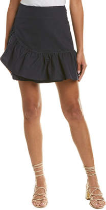 Do & Be DO+BE Do+Be Ruffle Wrap Skirt