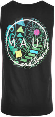 Maui and Sons Men's Maui Graphic Tank