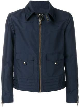 No.21 lightweight cropped jacket