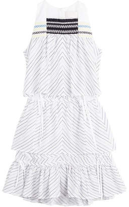 Peter Pilotto Printed Cotton Dress