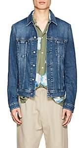 Acne Studios Men's Pass Denim Jacket-Blue