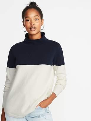 84c66726cf8 Old Navy Mock-Turtleneck Sweater for Women